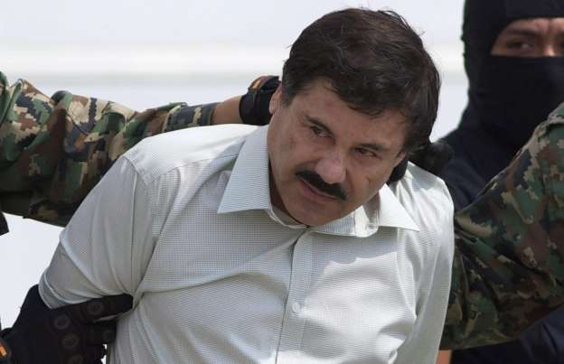 El Chapo re-arrested