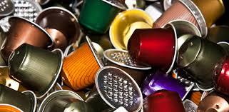 coffee pod waste