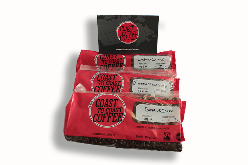 Coast to Coast Coffee review