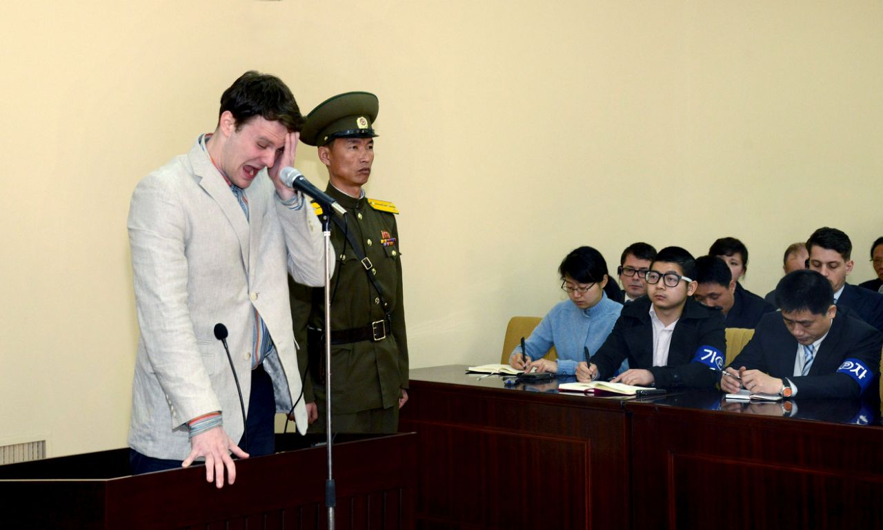 American student sentenced to 15 years